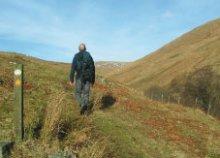 15 - Ettrick Circular via Southern Upland Way & Captain's Road