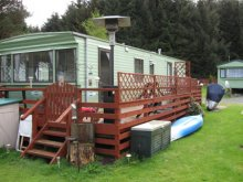 Angecroft Caravans, Ettrick