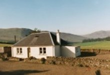 Mossbrae Cottage, near Ettrickbridge