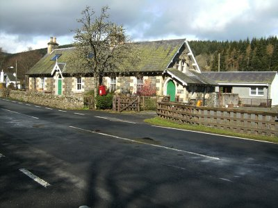 The Flat at Yarrowford Old Schoolhouse